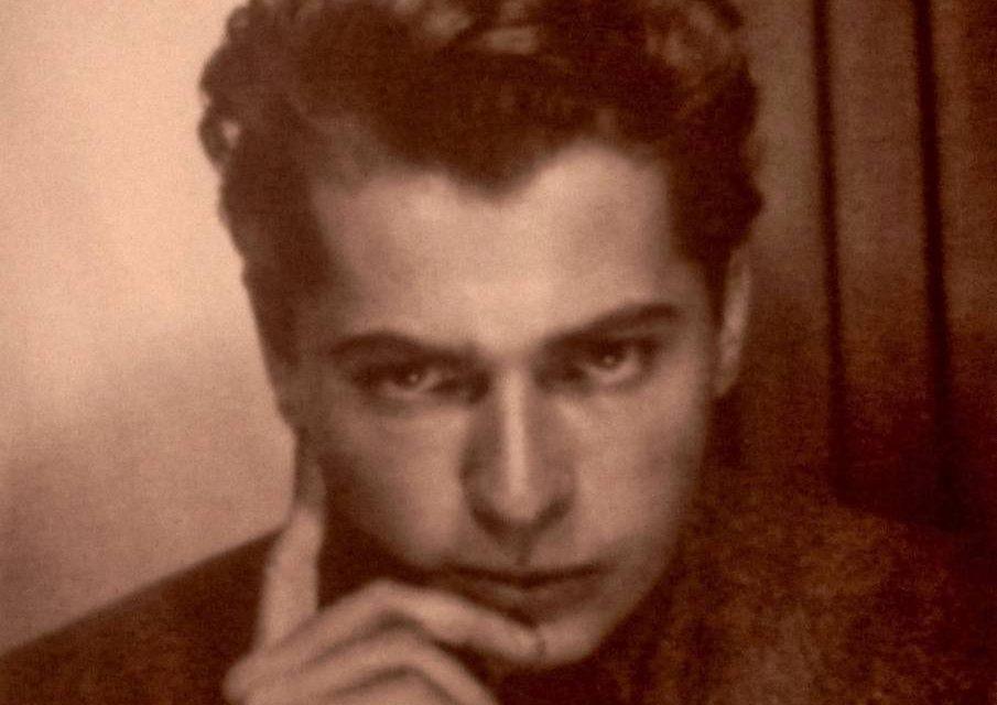 Marin Gherasim, fotografiat la sfârșitul anului 1950