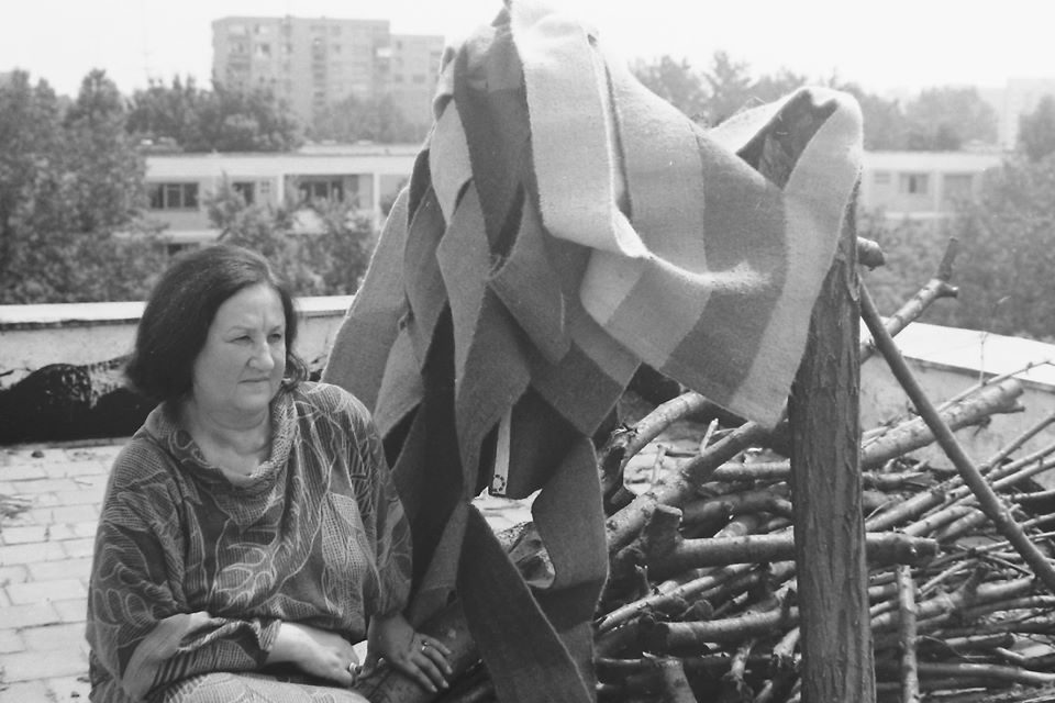 Mimi Racea, tapiserii, 1982