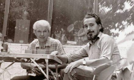 Pictorul Gheorghe Spiridon, 1982