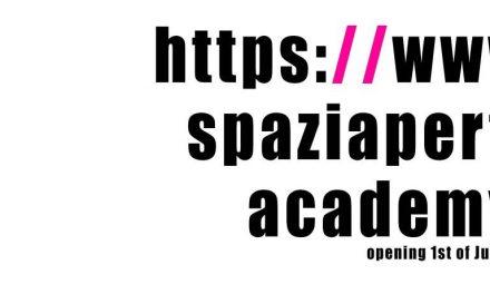 Spazi Aperti 2020 ediție ONLINE