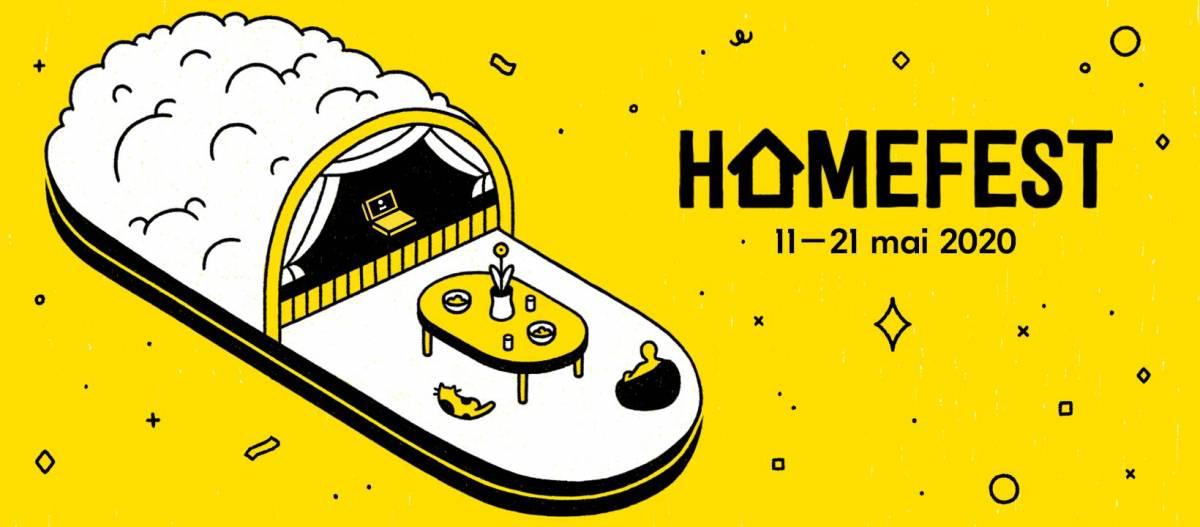 HomeFest, festivalul care ne-a adus împreună (chiar și în online)