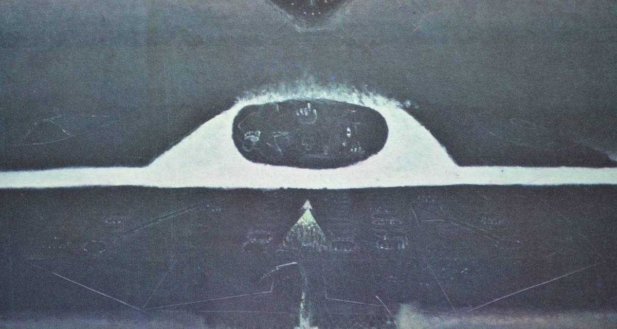 Artista Paula Ribariu, Sala Dalles, 1990