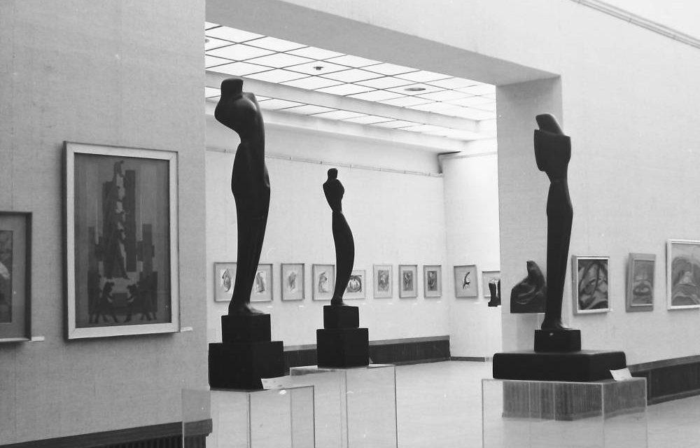 Expoziția Hans Mattis Teutsch, Sala Dalles, 1972
