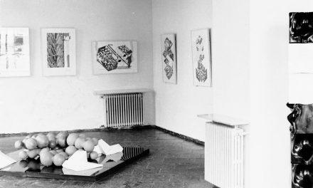 Graficianul Kaspar Teutsch, Galeria Apollo, 1973