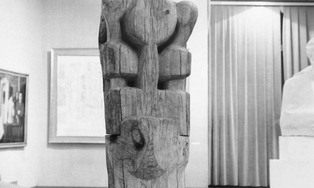 Sculptorul Iliescu Călinești, 1972