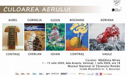 Culoarea aerului @ Muzeul Național al Țăranului Român