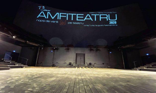 Se deschide AMFITEATRU TNB!