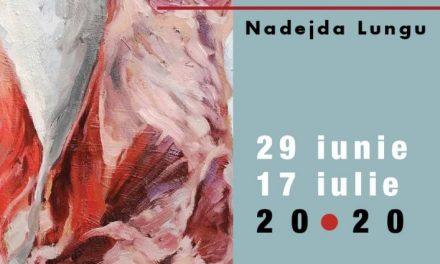 """Expoziţie personală Nadejda Lungu """"What matters?"""" laElite Art Gallery, Bucureşti"""