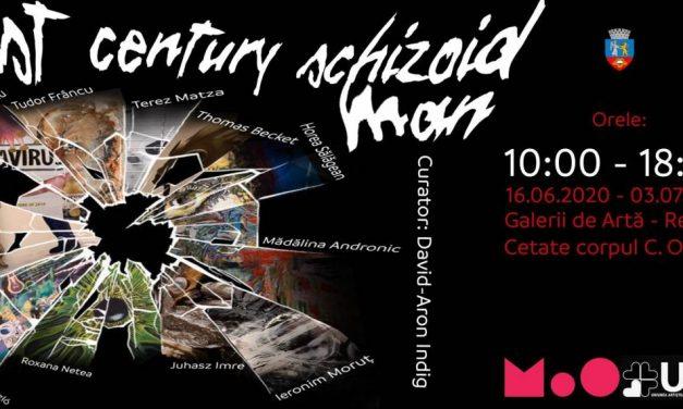 """Expoziție """"21th century schizoid man"""" Galeriile de Artă – Reperaj Cetatea Oradea"""