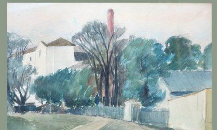 Expoziție de pictură și grafică donația Ion Dumitrescu @  Muzeul de Artă Constanța