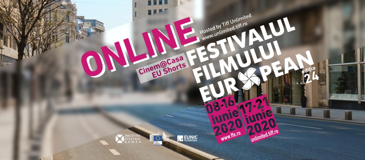 Festivalul Filmului European se vede de acasă