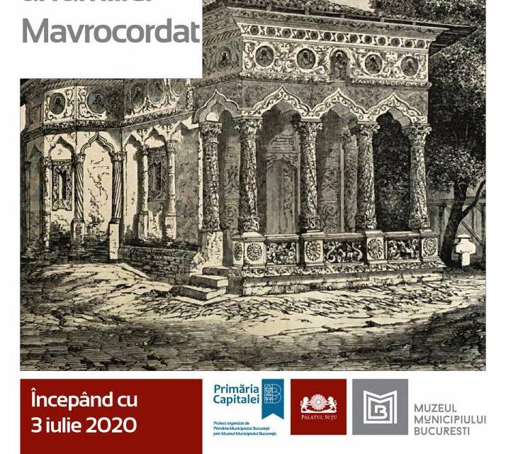 """O nouă expoziție la Palatul Suțu: """"Bucureștiul medieval al familiei Mavrocordat"""""""