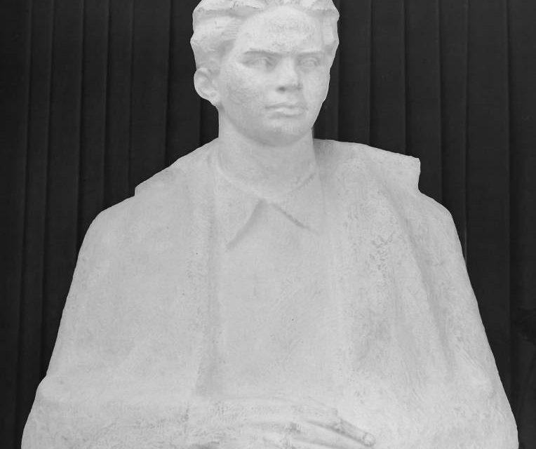 Sculptorul Emil Ruși, 1976