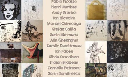 Expoziție virtuală Lithography @ Art Yourself Gallery, București