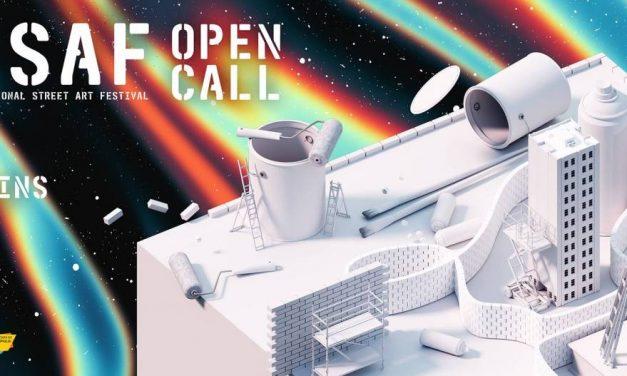 SISAF2020 OPEN CALL #ORIGINS