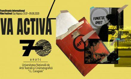 """UNATC lansează la TIFF proiectul """"Arhiva Activă""""!"""