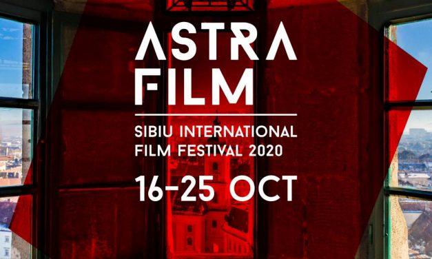 A 27-a ediție Astra Film Festival: 16 – 25 octombrie 2020