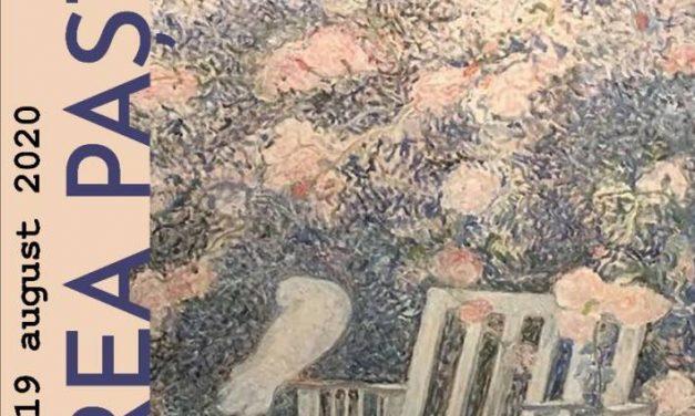 """Expoziție personală a pictorului Horea Paștina """"Bunavestire cea de toate zilele"""" laElite Art Gallery, București"""