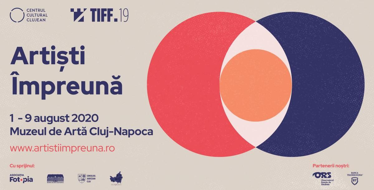 Expozitie Artiști Împreună în cadrul TIFF 2020