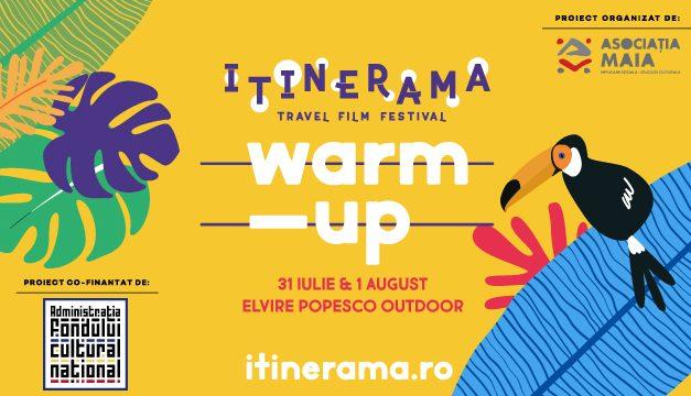 Hip Trip Travel Film Festival devine Itinerama