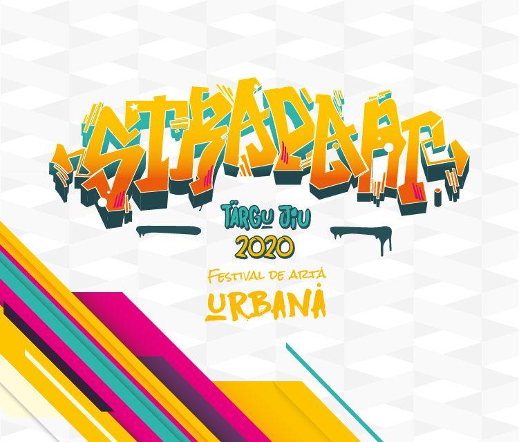 Strad'Art Festival de artă urbană, ediția a II-a, se desfășoară între 20 și 26 iulie, în orașul Târgu Jiu.