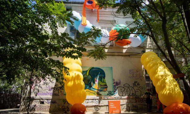 Cea de-a 14-a ediție One Night Gallery devine expoziție itinerantă și va avea loc și la Timișoara