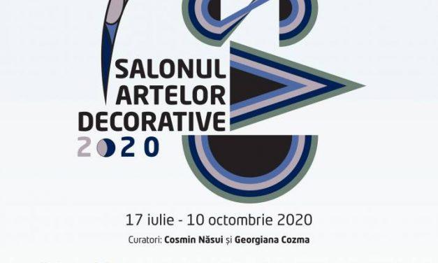 Salonul Artelor Decorative 2020 la Muzeul Național Cotroceni