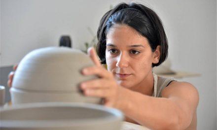 Sandra Berghianu – atelierul de ceramică
