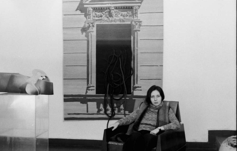 Teodora Moisescu Stendl, 1974