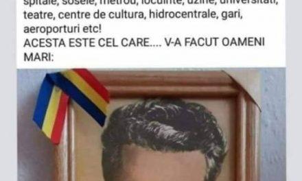 IICCMER condamnă atitudinea primarului comunei Bârnova, Mihai Bălan, care îl elogiază pe dictatorul Nicolae Ceaușescu pe o rețea socială și solicită PSD sancționarea edilului