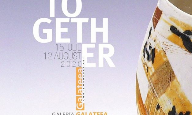 Expoziția de ceramica TOGETHER @ Galateea Contemporary Art