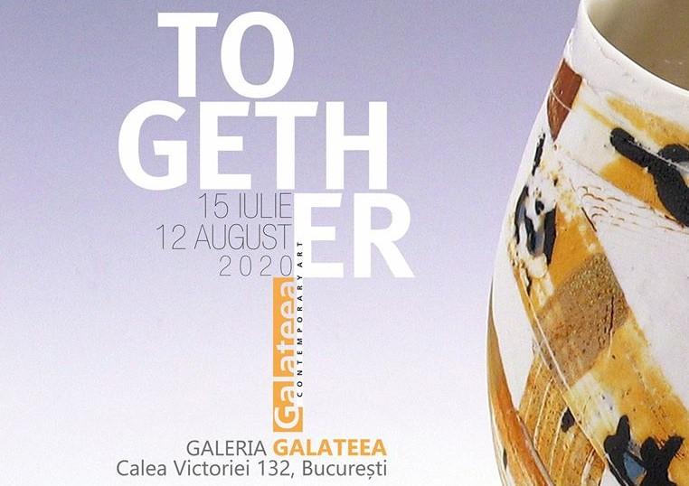 Expoziția de ceramica TOGETHER @ Galateea Contemporary Art