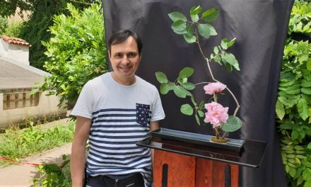 Ikebana @ Grădina Botanică