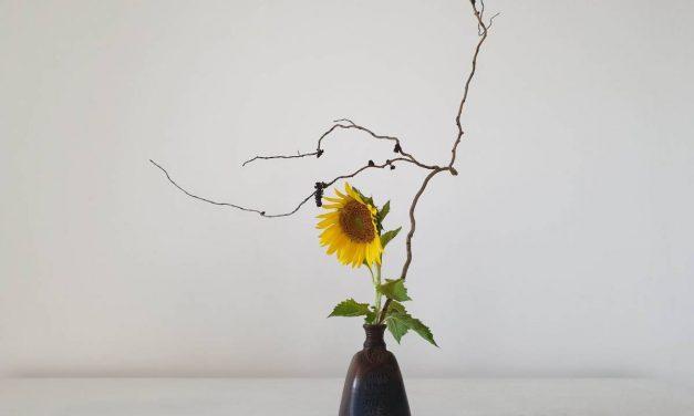 Ikebana – calea florilor