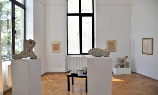 """""""PIATRĂ ŞI LUMINĂ"""", VASILE GORDUZ ŞI PAUL GHERASIM, INVITATĂ: SILVIA RADU @ Galeria Romana"""