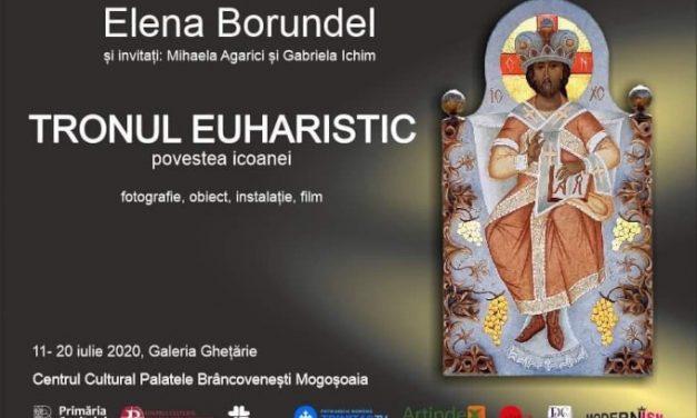"""Expoziție """"Tronul Euharistic"""" – Elena Borundel @ Palatele Brâncovenești – Galeria Ghețărie"""
