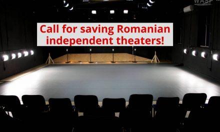 Apel pentru salvarea teatrelor independente și a unui sector cultural esențial pentru viitorul României