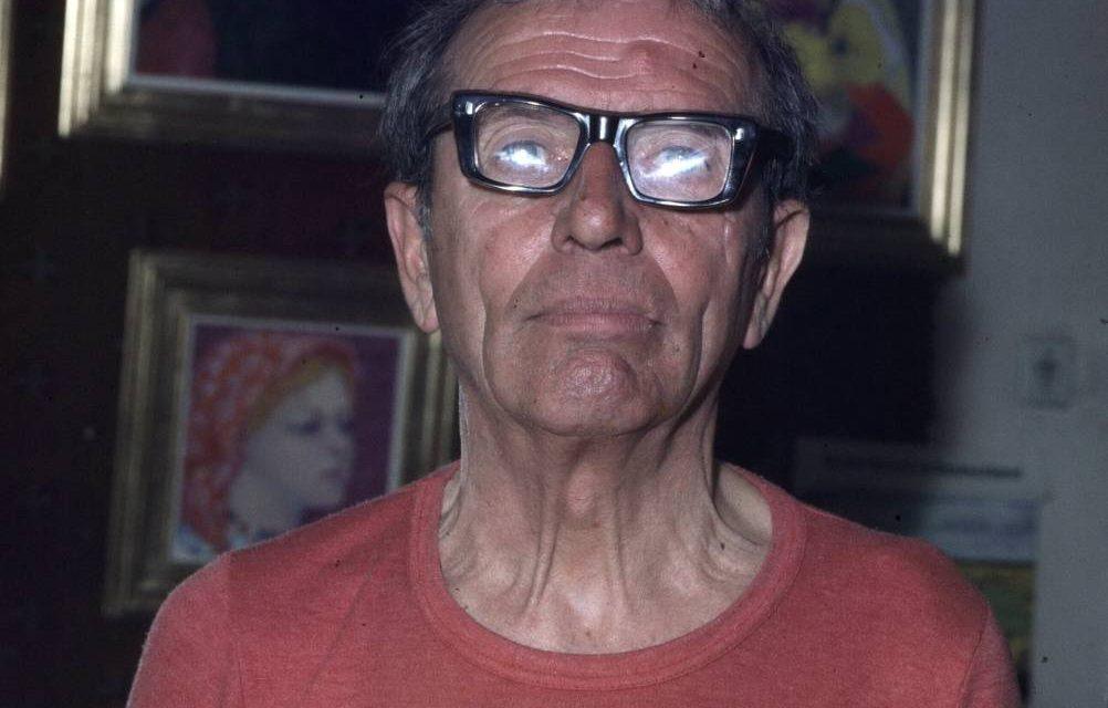 Artistul Constantin Dipșe, 1917-2010