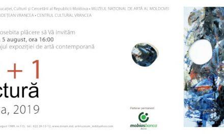 Expoziţia de artă contemporană ,,10+1, Lepșa 2019'' @ MuzeulNațional de Artă al Moldovei, Chișinău