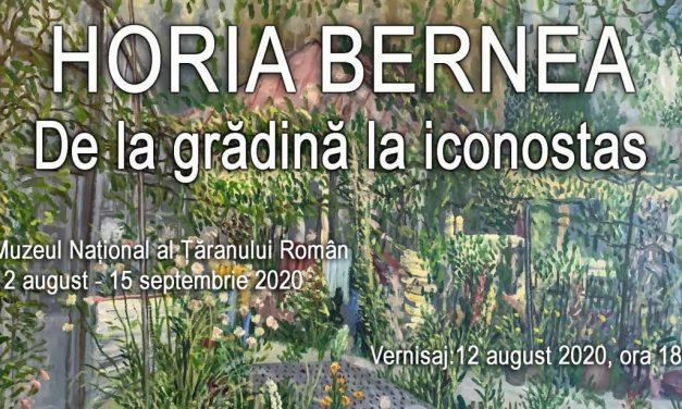 """Expoziţie """"Horia Bernea: De la grădină la iconostas"""" @ Muzeul Național al Țăranului Român"""