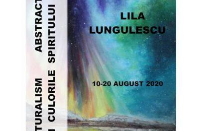 """Expoziția """"NATURALISM ABSTRACT ȘI CULORILE SPIRITULUI"""" – Lila Lungulescu @ Galeria de artă """"Victoria"""", Iași"""
