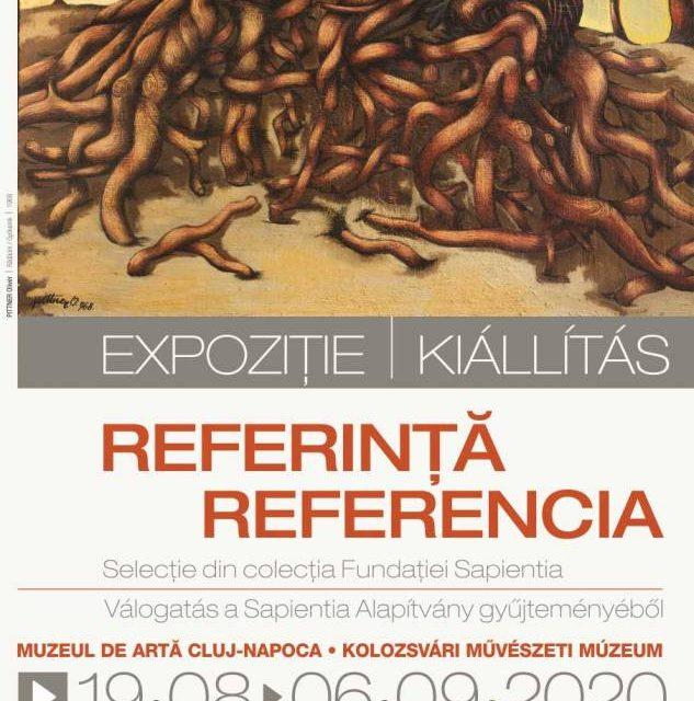 """Expoziția """"Referință"""" Selecție din colecția Fundației Sapientia @ Muzeul de Artă Cluj-Napoca"""