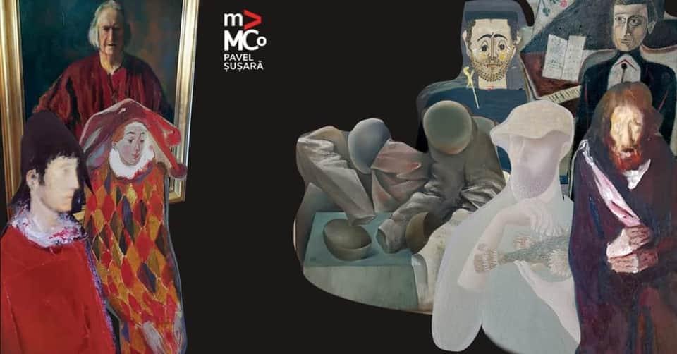 """Expoziție """"Corneliu Baba și elevii săi"""" @ Muzeul de Arta Modernă și Contemporană Pavel Șușară"""