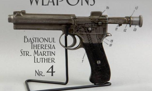 """Deschiderea expoziției itinerante """"Fețele noi ale armelor vechi """" la Muzeul Național al Banatului din Timișoara"""