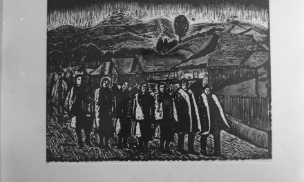 Graficianul Nicolae Brana, 1972