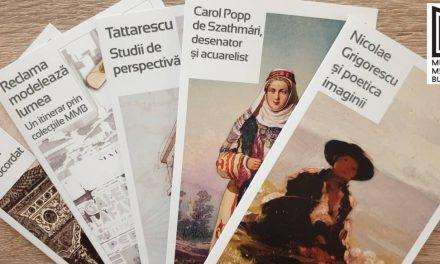 Noua ofertă expozițională a Muzeului Municipiului București