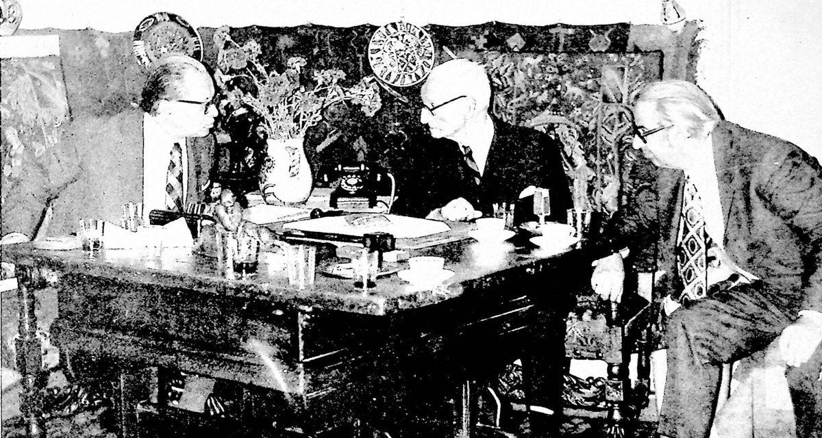 Ion Jalea, Braduț Covaliu și Ion Frunzetti