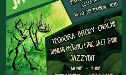 Jazz in the Park revine în 18-20 septembrie 2020 cu o ediție restrânsă – Tiny Version, dar la fel de ambițioasă