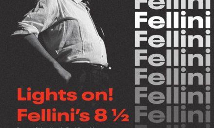 Lights on! Fellini's 8 1/2 – Fotografii inedite de Paul Ronald, din colecția Maraldi @ Muzeul de Arta Cluj-Napoca