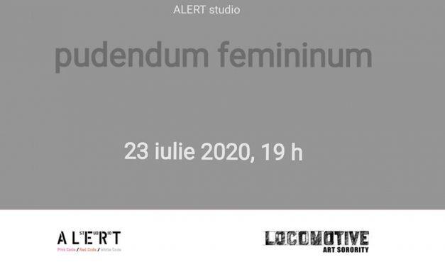 Pudendum femininum & Raluca Ilaria Demetrescu @ Alertstudio, București
